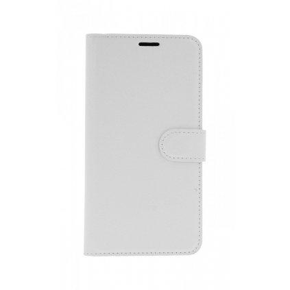 Flipové puzdro na Samsung A7 biele s prackou