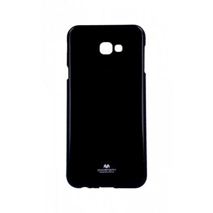 Zadný kryt Mercury Jelly Case na Samsung J4 + čierny
