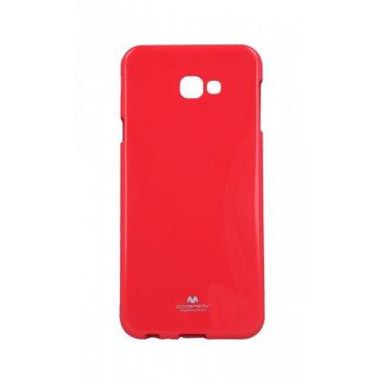 Zadný kryt Mercury Jelly Case na Samsung J4 + ružový