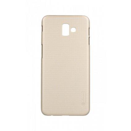 Zadný pevný kryt Nillkin na Samsung J6 + zlatý