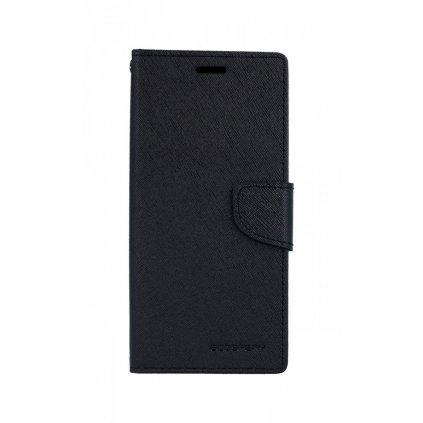 Flipové puzdro Mercury Fancy Diary na Samsung J6 + čierne