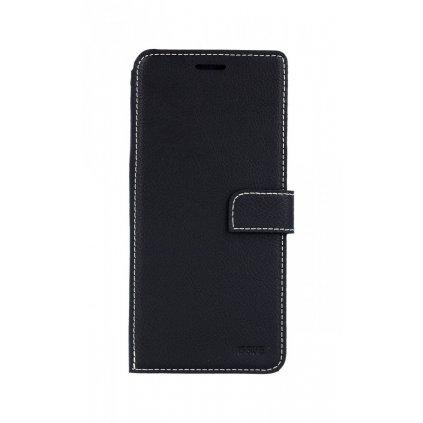 Flipové puzdro Molan Cano Issue Diary na Samsung A9 2018 čierne