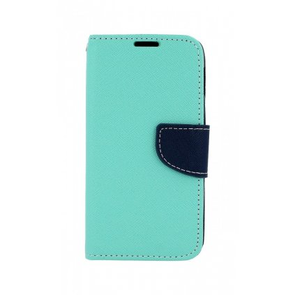 Flipové puzdro na Samsung S10e mentolové