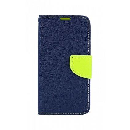 Flipové puzdro na Samsung S10e modré