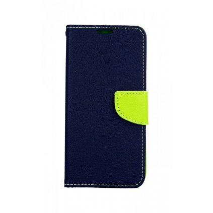Flipové puzdro na Samsung A9 modré