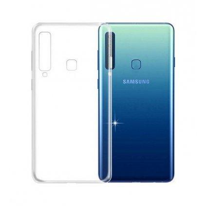 Ultratenký silikónový kryt na Samsung A9 0,3 mm priehľadný