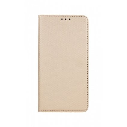 Flipové puzdro Smart Magnet na Samsung J6 + zlaté