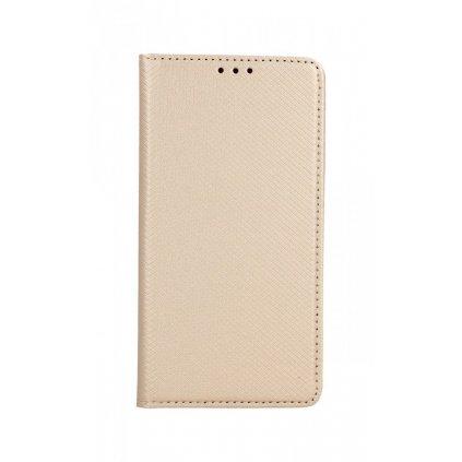 Flipové puzdro Smart Magnet na Samsung S10e zlaté