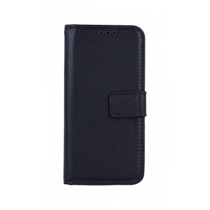 Flipové puzdro Samsung A40 čierne s prackou 2