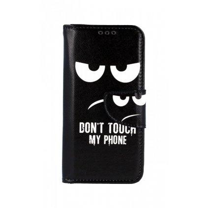 Flipové puzdro na Samsung M20 Dont Touch