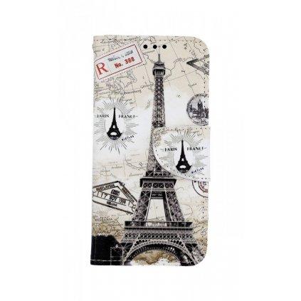 Flipové puzdro na Samsung A40 Paris 2
