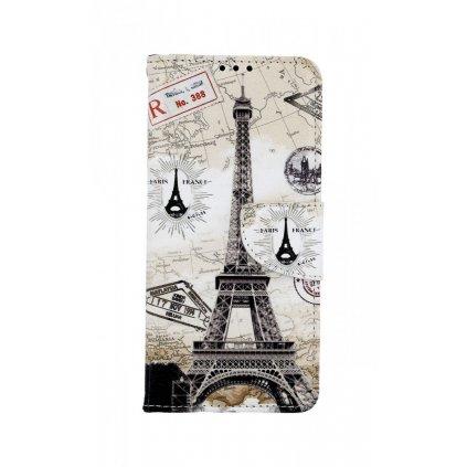 Flipové puzdro na Samsung A70 Paris 2