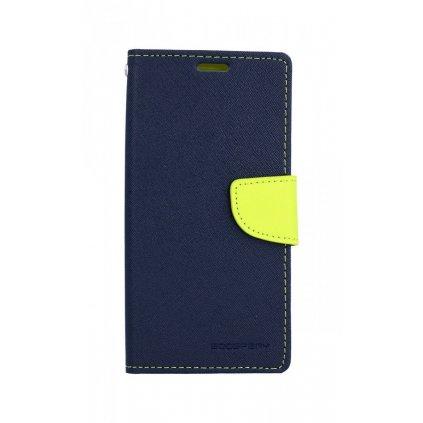 Flipové puzdro Mercury Fancy Diary na Samsung S10 modré