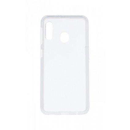 Ultratenký silikónový kryt na Samsung A20e 0,5 mm priehľadný