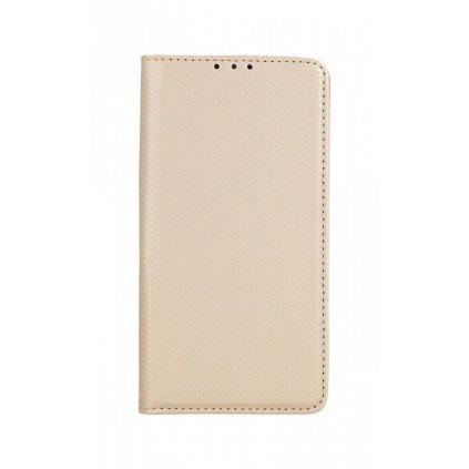 Flipové puzdro Smart Magnet na Samsung A40 zlaté