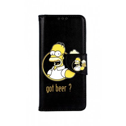 Flipové puzdro na Samsung A7 Homer