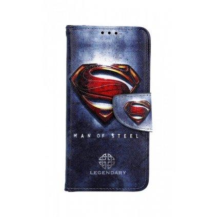 Flipové puzdro na Samsung A6 Superman 2