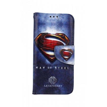 Flipové puzdro na Samsung A40 Superman 2