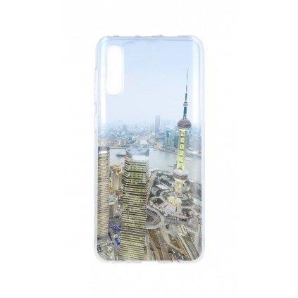 Zadný silikónový kryt na Samsung A50 City