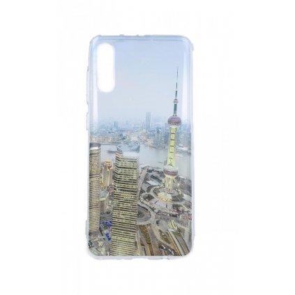 Zadný silikónový kryt na Samsung A70 City
