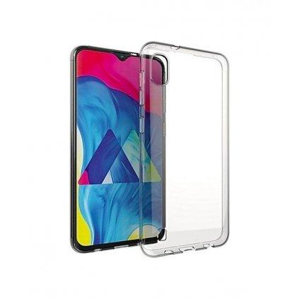 Ultratenký silikónový kryt na Samsung A10 0,5 mm priehľadný