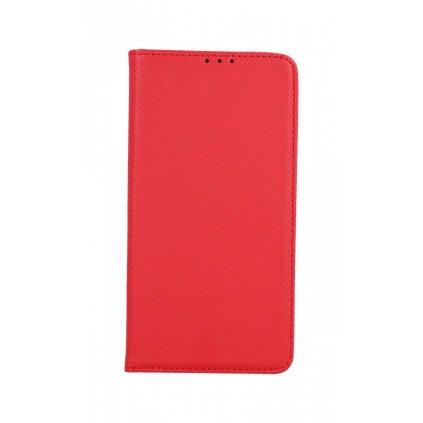 Flipové puzdro Smart Magnet na Samsung M20 červené