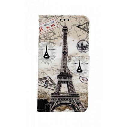 Flipové puzdro na Samsung A10 Paris 2