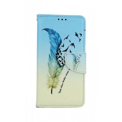 Flipové puzdro na Samsung A10 Pierko