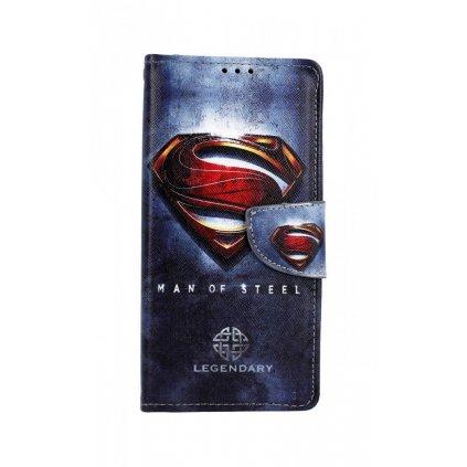 Flipové puzdro na Samsung A70 Superman 2