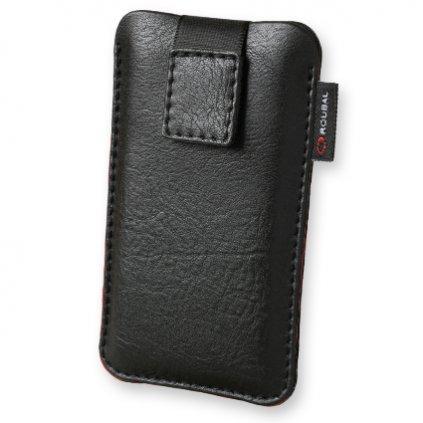 Puzdro Roubal pre Huawei P8 Lite čierne