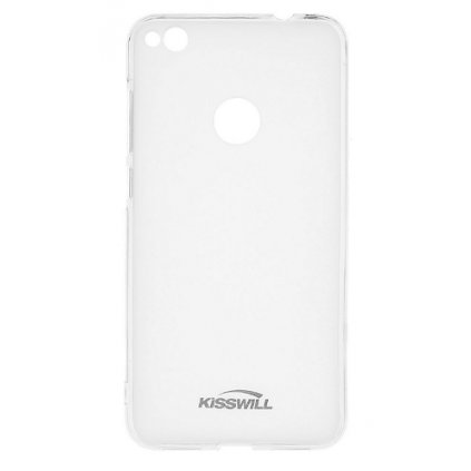 Zadný silikónový kryt Kisswill na Huawei P9 Lite 2017 svetlý