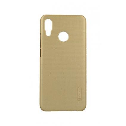 Zadný pevný kryt Nillkin na Huawei P20 Lite zlatý