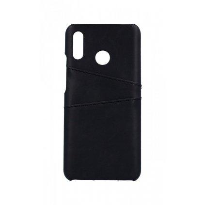 Zadný pevný kryt na Huawei Nova 3 Pocket čierny