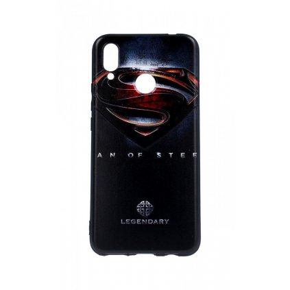 Zadný 3D silikónový kryt na Huawei Nova 3i Superman 2