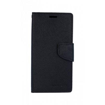 Flipové puzdro Mercury Fancy Diary na Huawei P20 Lite čierne