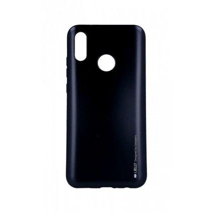 Zadný kryt Mercury iJelly Metal na Huawei P Smart 2019 čierny