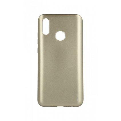 Zadný kryt Mercury iJelly Metal na Huawei P Smart 2019 zlatý