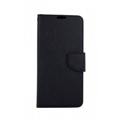 Flipové puzdro na Huawei Y6 2019 čierne