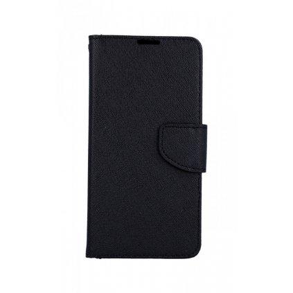 Flipové puzdro na Huawei P30 čierne