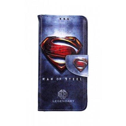 Flipové puzdro na Huawei P30 Lite Superman 2