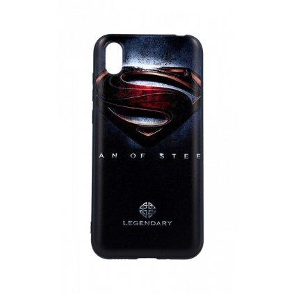 Zadný 3D silikónový kryt na Huawei Y5 2019 Superman 2