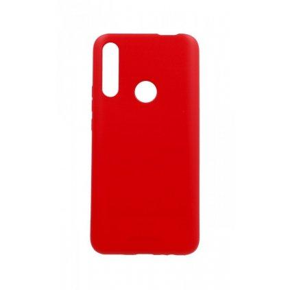 Zadný silikónový kryt Mercury Soft Case na Huawei P Smart Z červený
