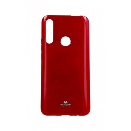 Zadný silikónový kryt Mercury Jelly Case na Huawei P Smart Z červený
