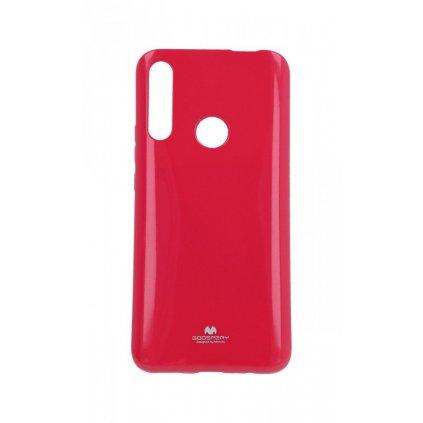 Zadný silikónový kryt Mercury Jelly Case na Huawei P Smart Z ružový