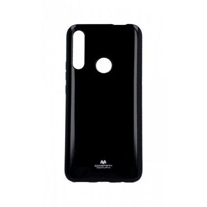 Zadný silikónový kryt Mercury Jelly Case na Huawei P Smart Z čierny