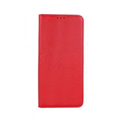 Flipové puzdro Smart Magnet na Huawei P Smart Z červené