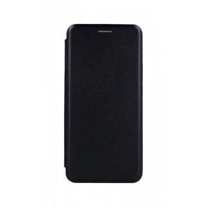 Flipové puzdro Luna Book na Huawei P Smart Z čierno-strieborné