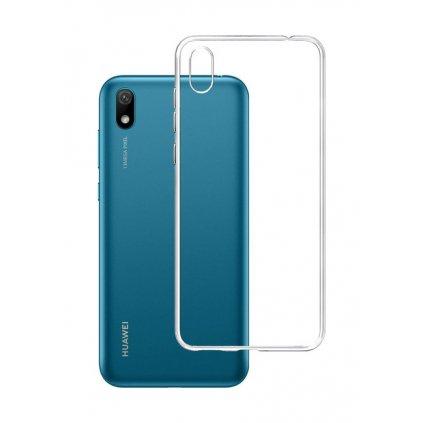 Ultratenký silikónový kryt na Huawei Y5 2019 0,3 mm priehľadný