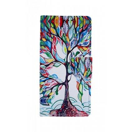 Flipové puzdro na Huawei P Smart Z Farebný strom