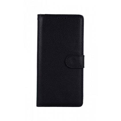 Flipové puzdro na Huawei P Smart Z čiernej s prackou